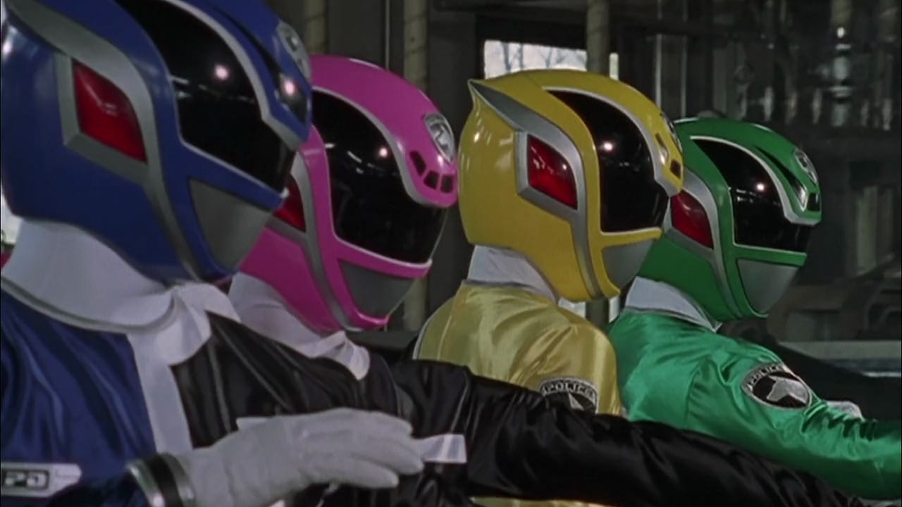 Super Sentai Season 28 :Episode 1  Fireball Newcomer