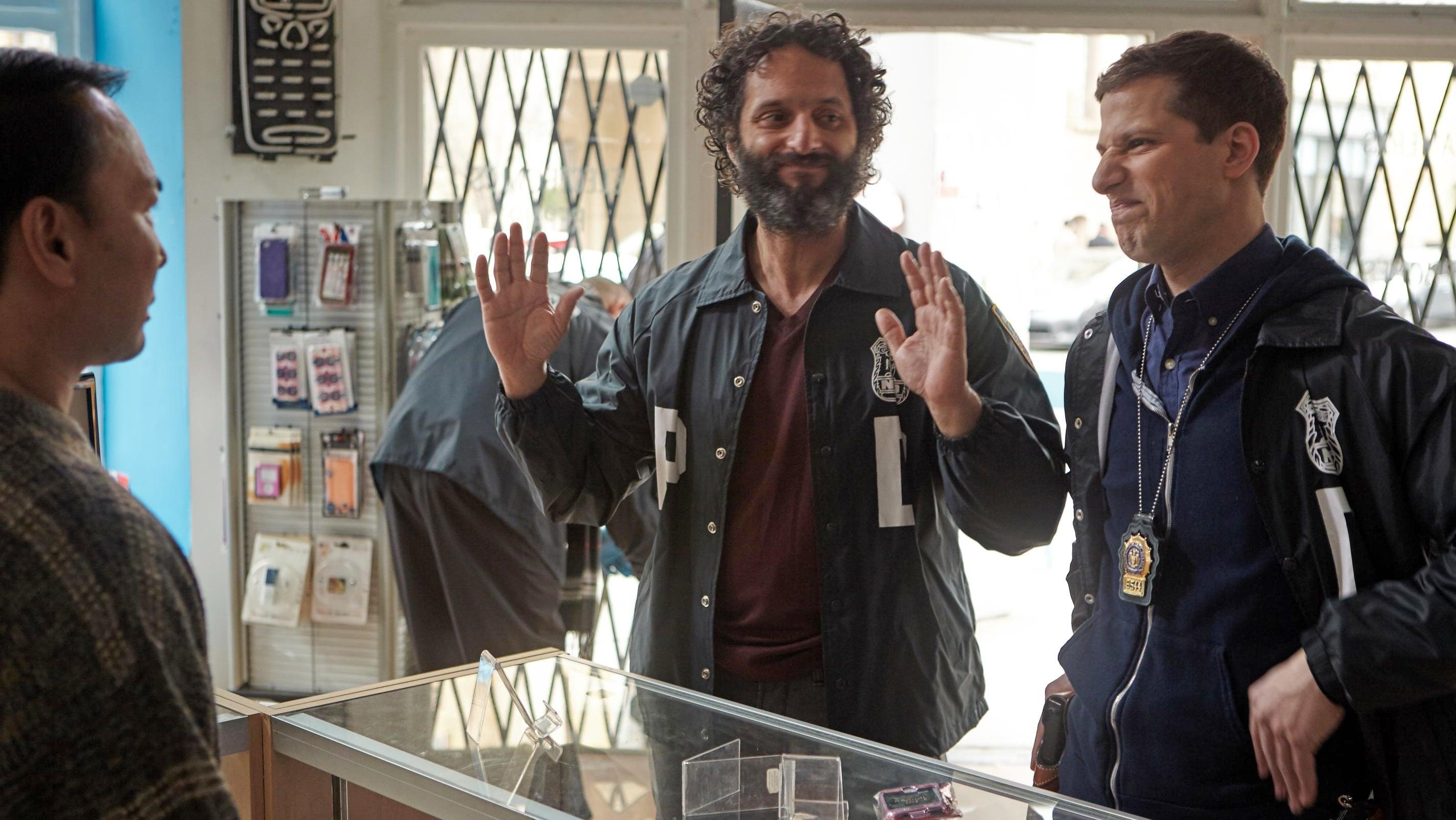 Brooklyn Nine-Nine Season 3 :Episode 17  Adrian Pimento