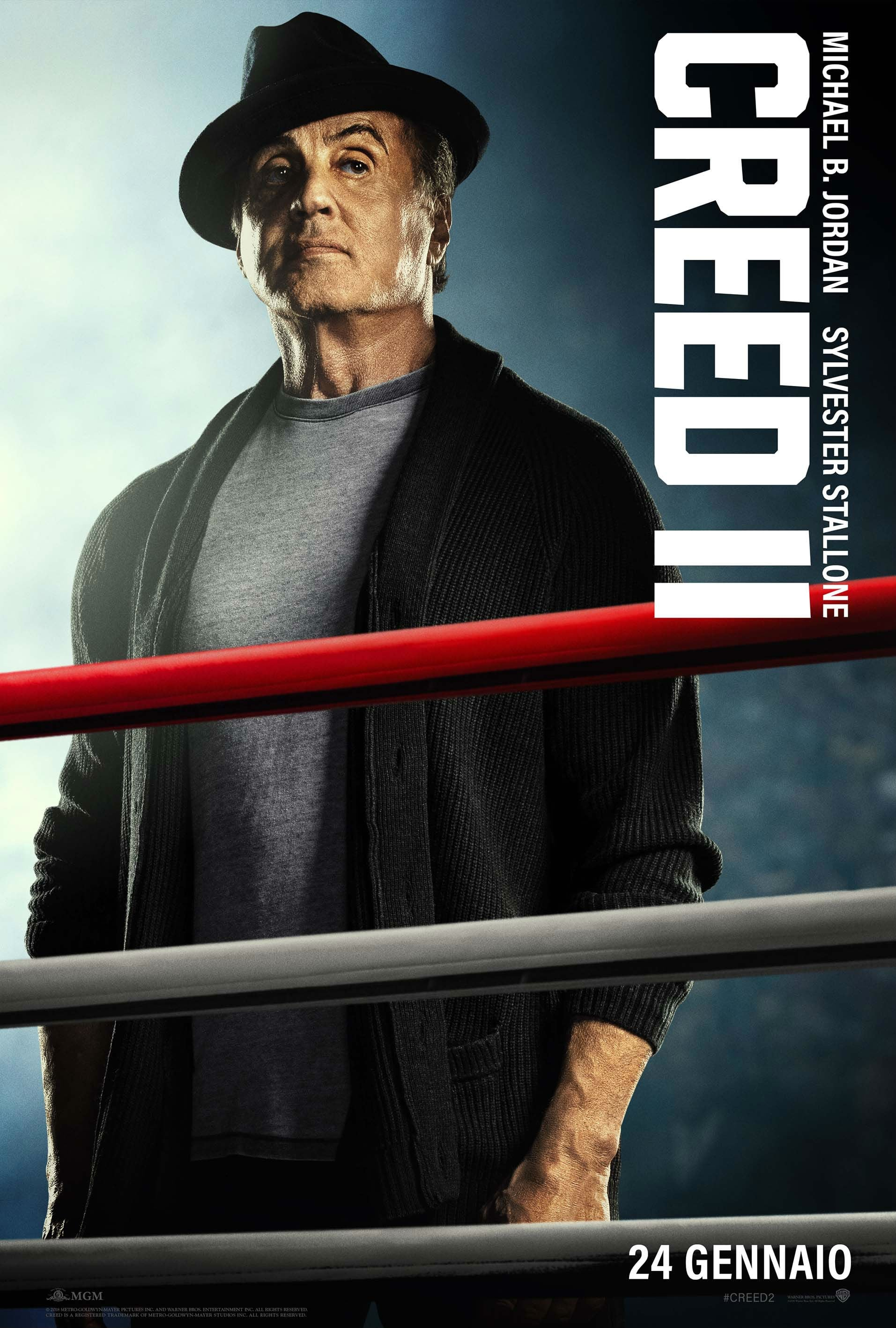 Poster and image movie Creed II