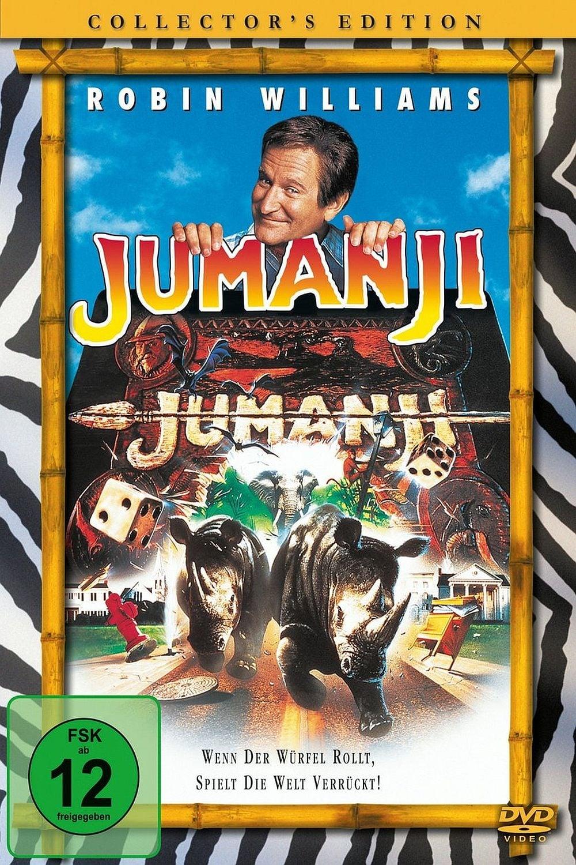 Jumanji 1995 Deutsch