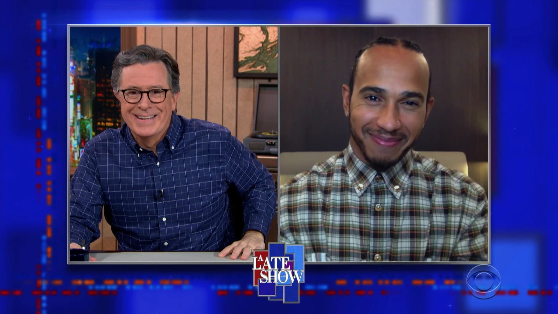 The Late Show with Stephen Colbert Season 6 :Episode 38  Lewis Hamilton, Andrea Bocelli