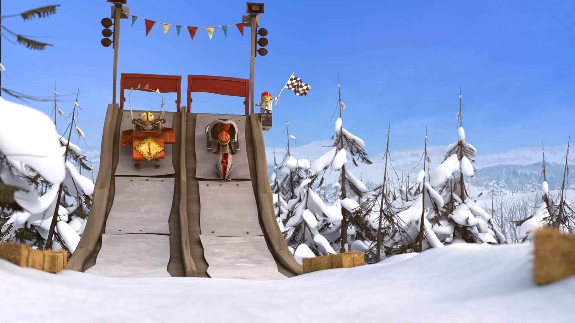 ¡Hora de nieve! 2: Racetime