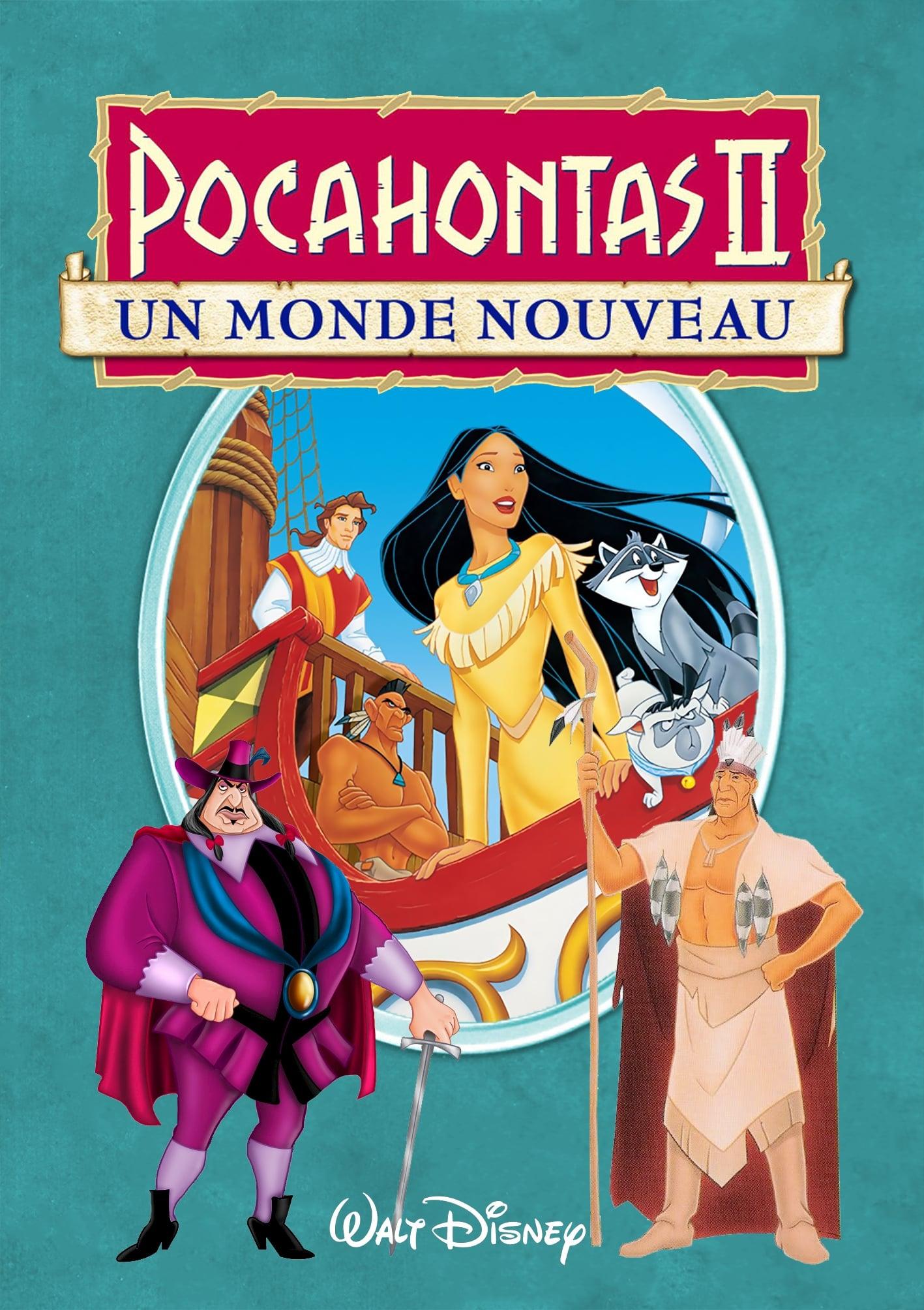 Pocahontas-Un-Monde-Nouveau-Pocahontas-2-Journey-To-A-New-Wo
