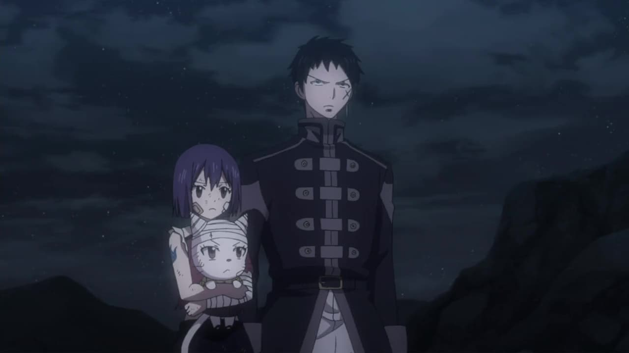 Fairy Tail - Season 6 Episode 34 : Tartaros Chapter - The Girl in the Crystal