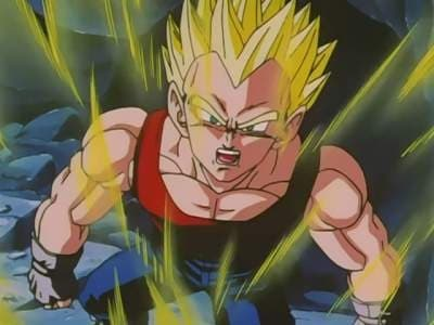 Ambition Achieved!? Vegeta Possessed
