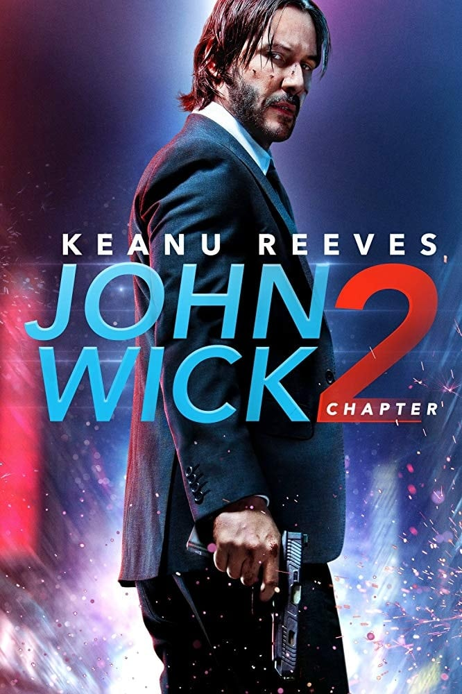 John Wick Chapter 2: Wick-vizzed