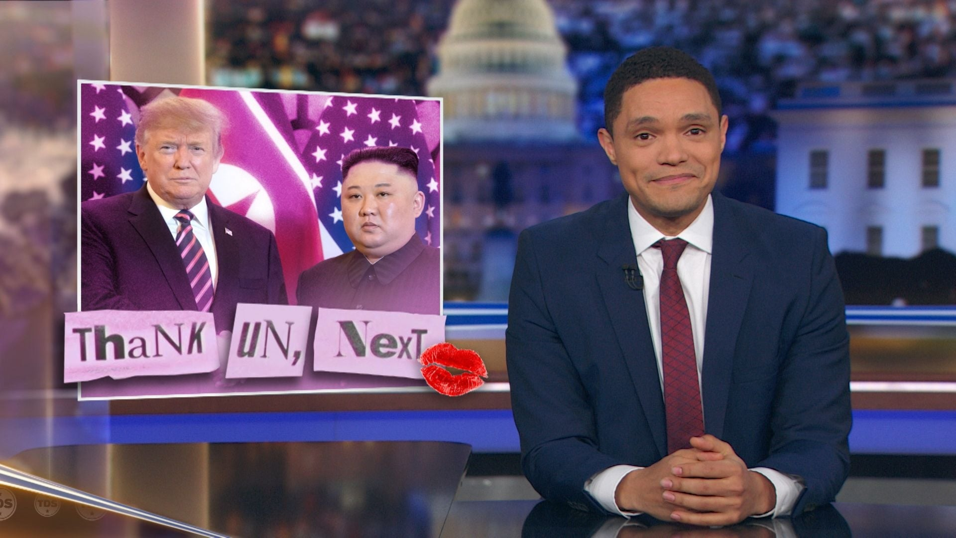 The Daily Show with Trevor Noah Season 24 :Episode 70  Gary Clark Jr.