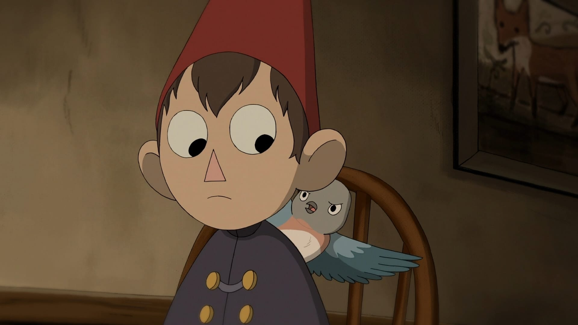 Over The Garden Wall Songs Of The Dark Lantern 2014 Backdrops Stills The Movie Database