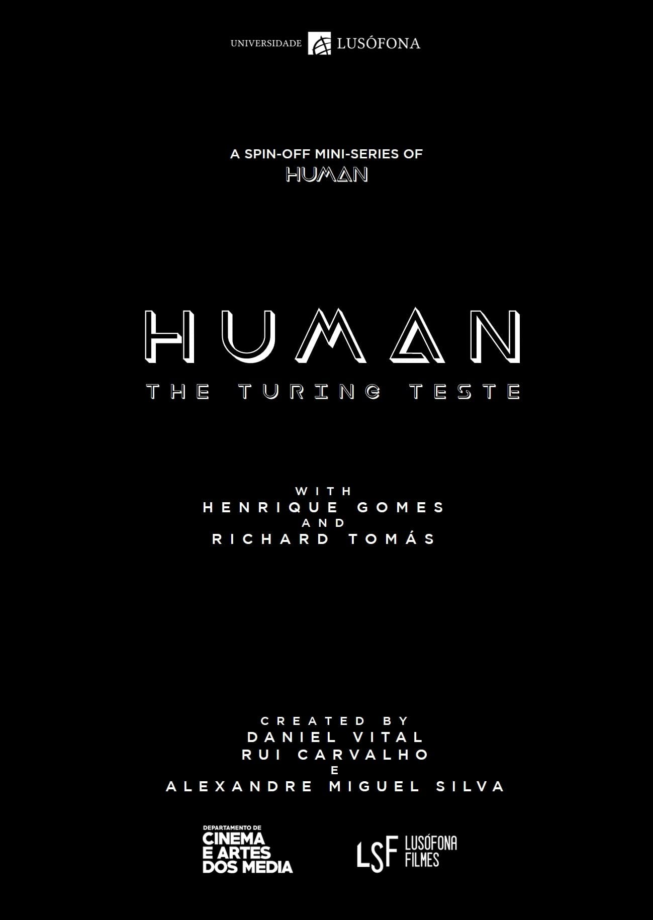 HUMAN: The Turing Test TV Shows About Android