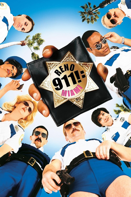 Reno 911!: Miami Legendado