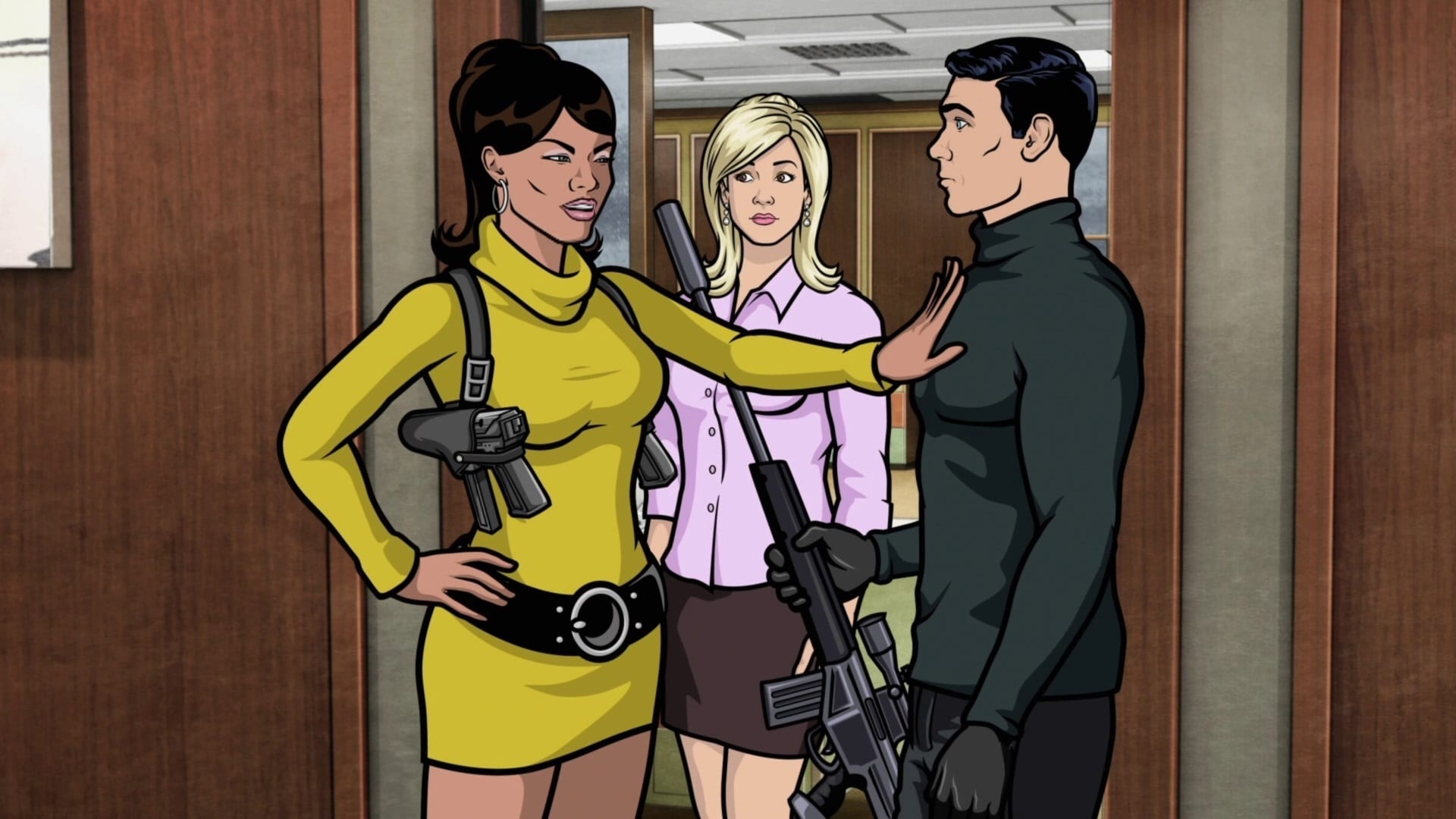 Archer Season 2 :Episode 7  Movie Star