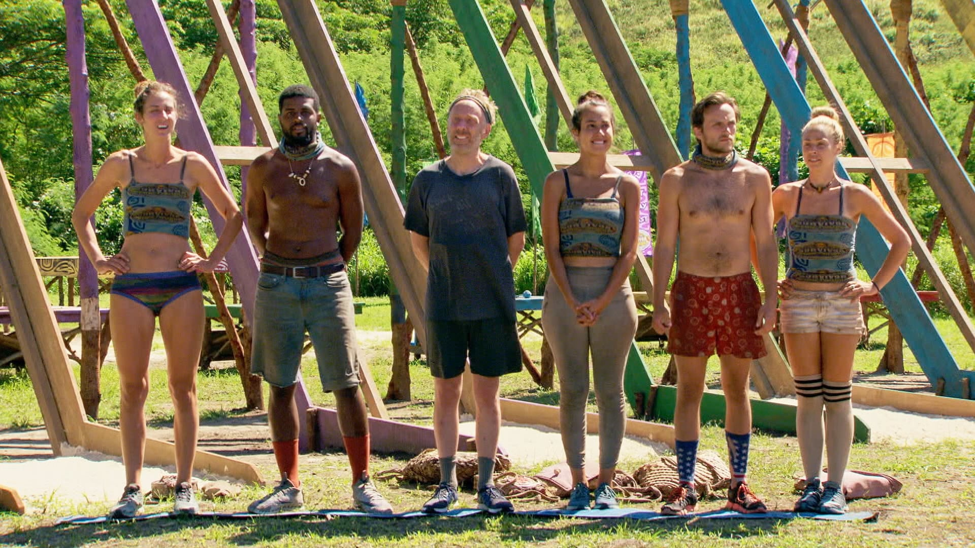 Survivor Season 37 :Episode 14  With Great Power Comes Great Responsibility