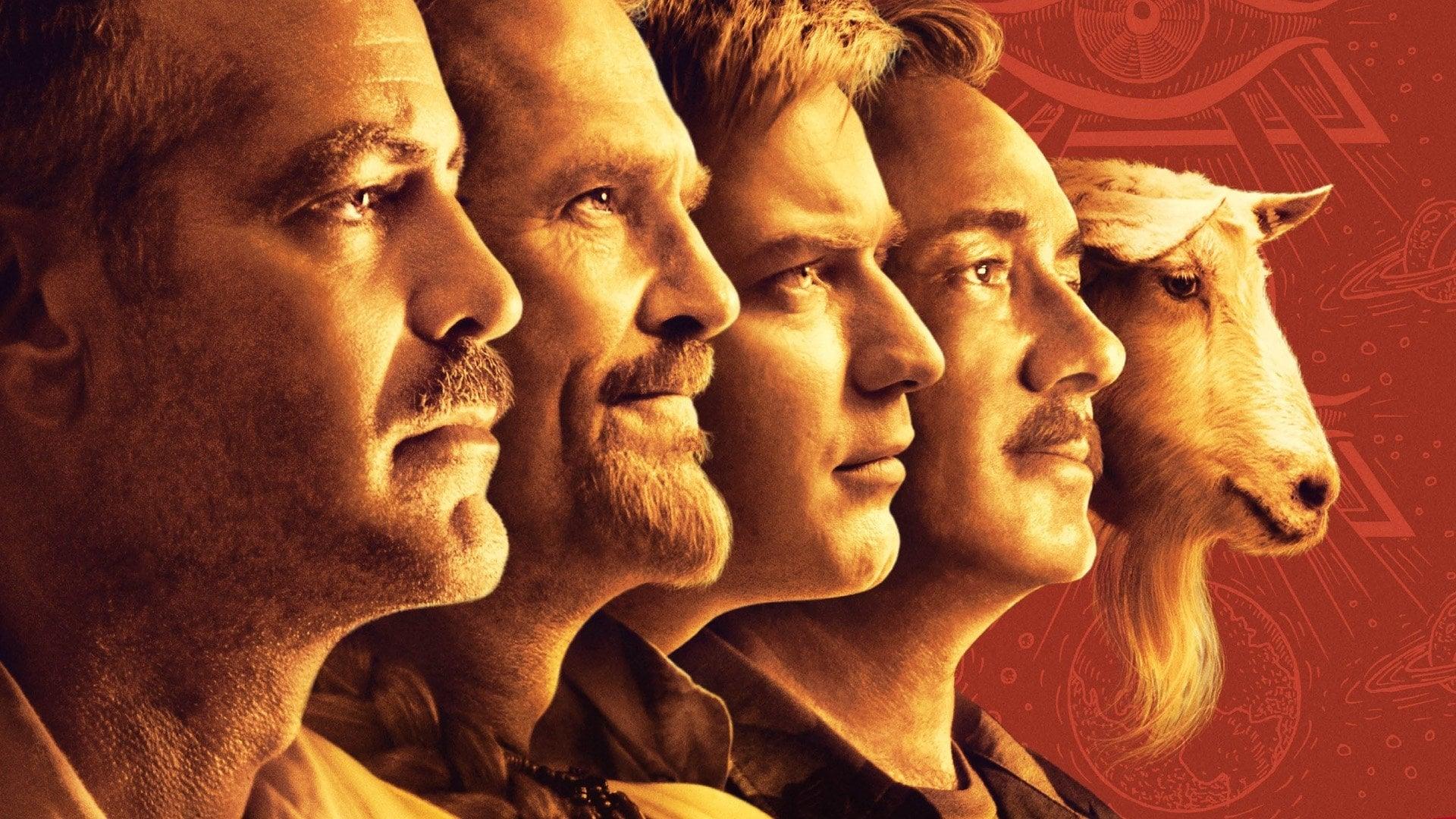 Los hombres que miraban fijamente a las cabras (2009)