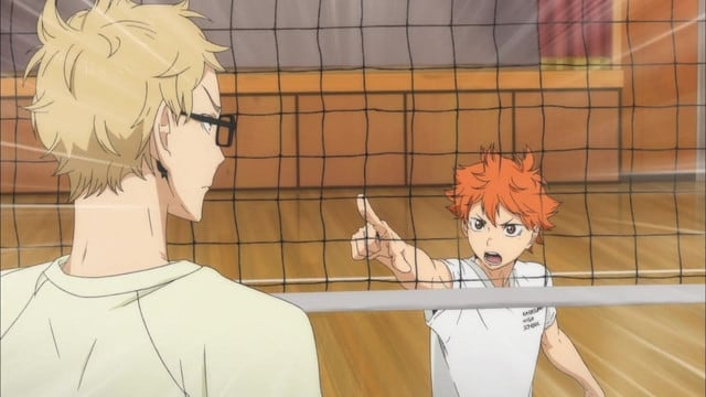 Haikyu!! - Season 1 Episode 4 : The View from the Summit