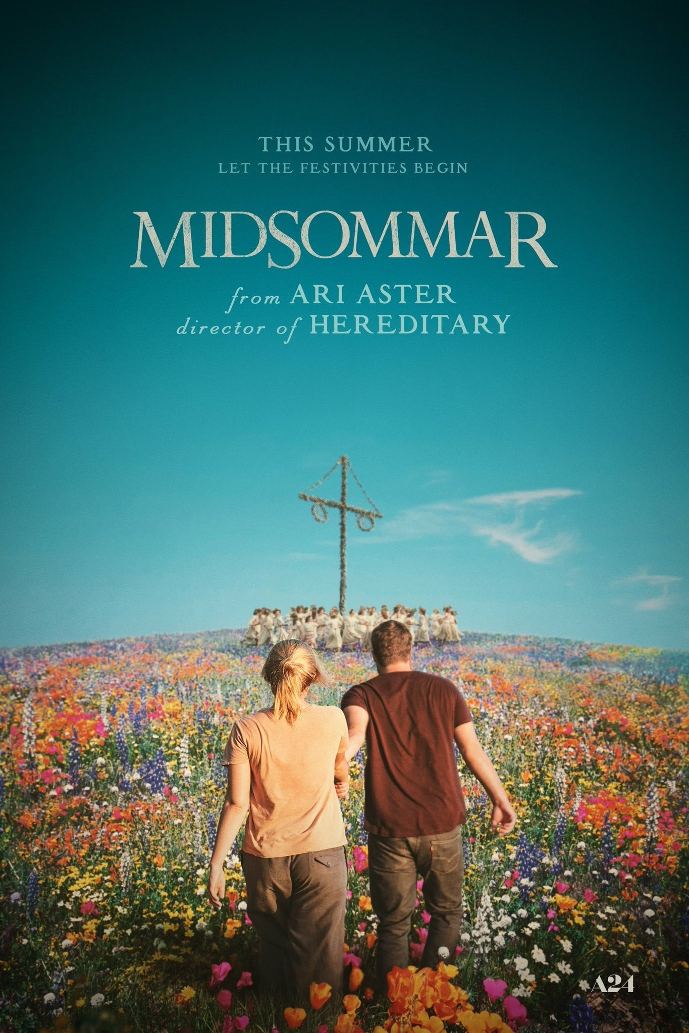 Poster and image movie Film Midsommar - Saules kultas -  2019
