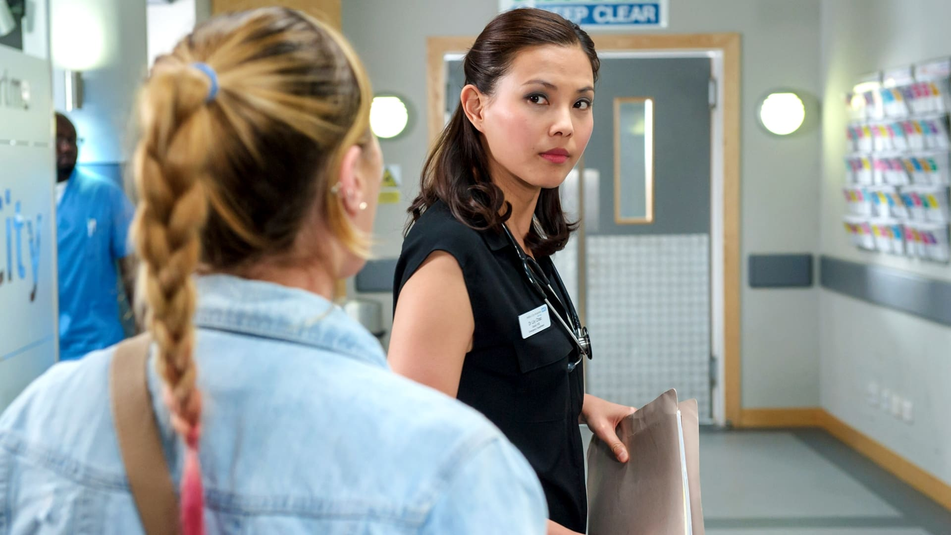 Casualty Season 30 :Episode 11  Avoidable Harm