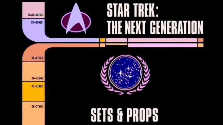 Archival Mission Log: Year Six - Inside The Star Trek Archives: Sets & Props-Azwaad Movie Database