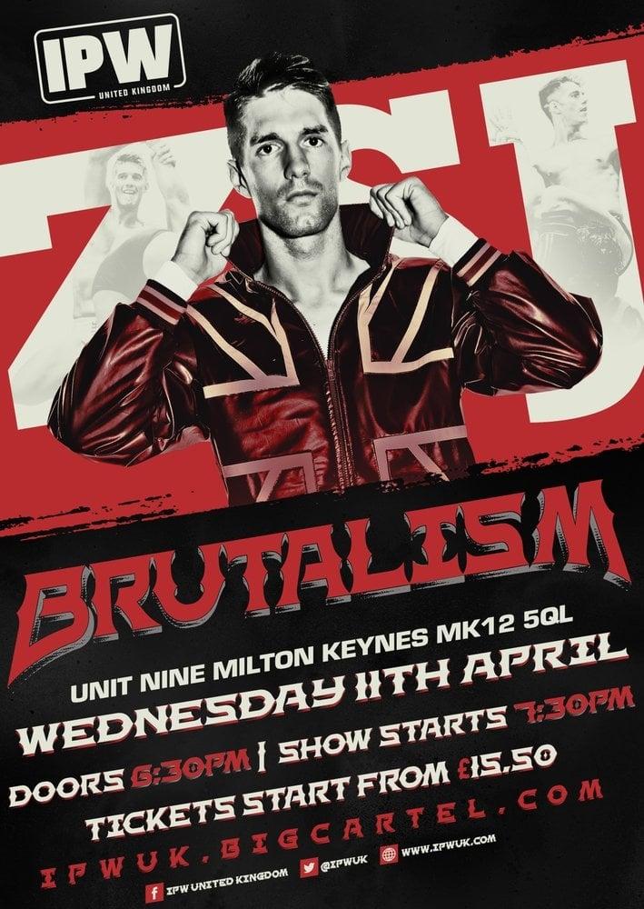 Ver IPW:UK Brutalism Online HD Español ()