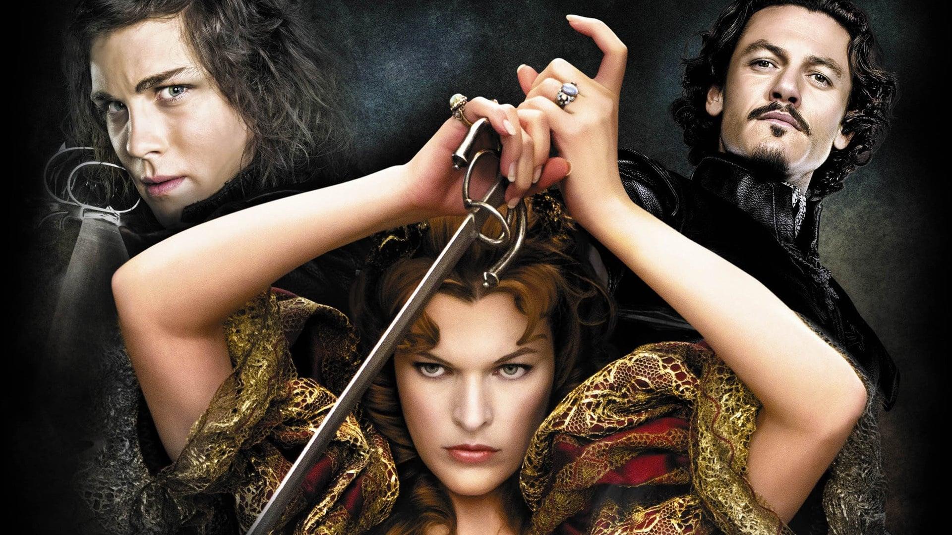 Os Três Mosqueteiros (2011)