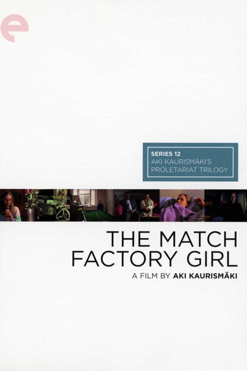 The Match Factory Girl (1990) - Posters — The Movie Database (TMDb)