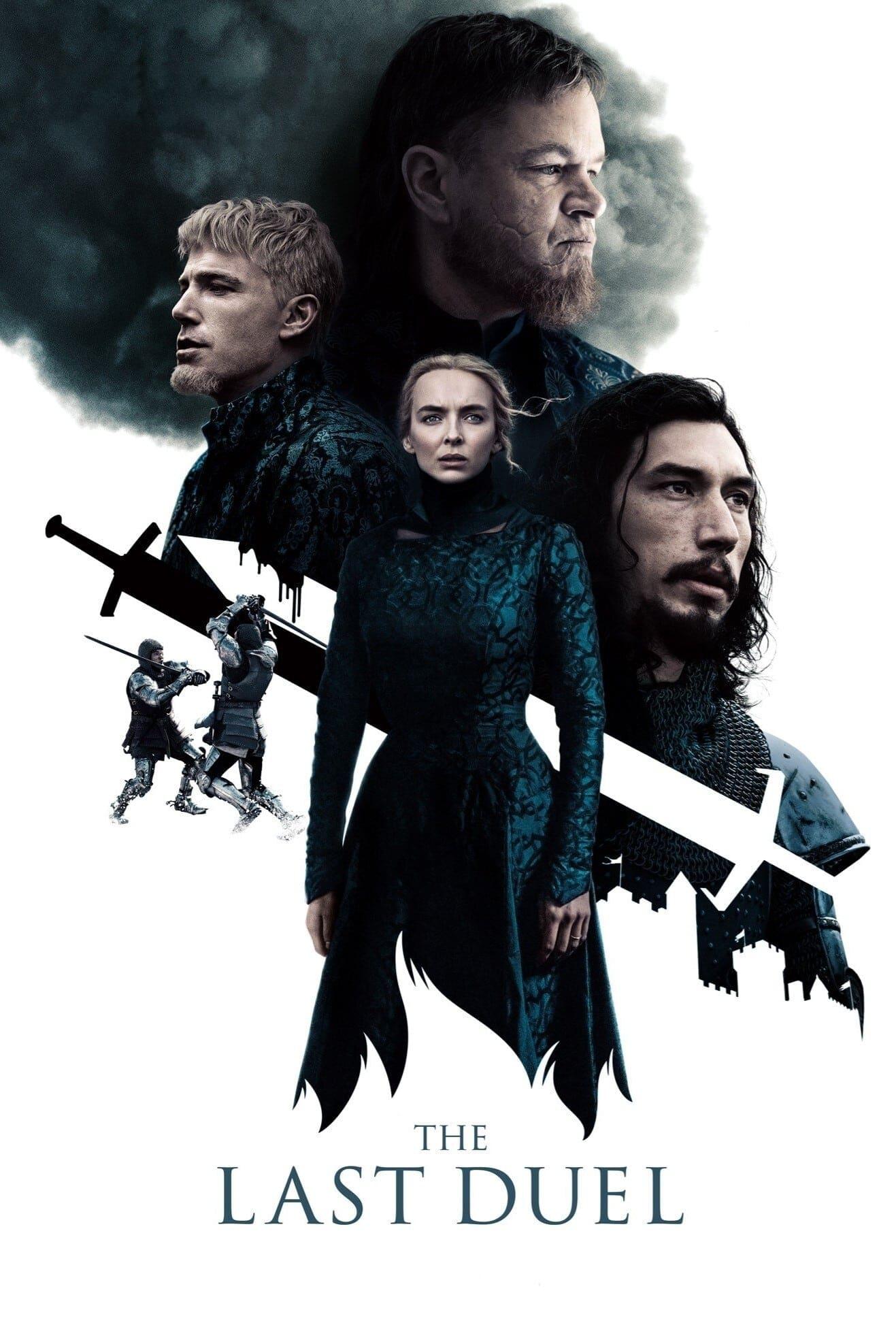 The Last Duel 2021 FULLHD Movie