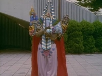 Super Sentai Season 22 :Episode 34  Iries the Invincible