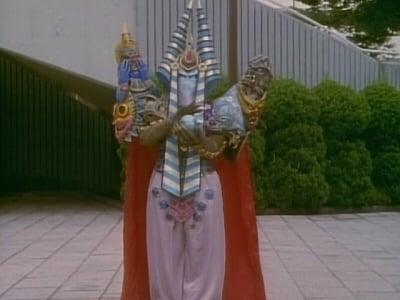 Super Sentai Season 22 :Episode 34  Iries the Invincible