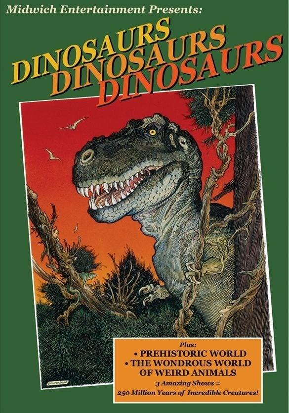 Dinosaurs, Dinosaurs, Dinosaurs