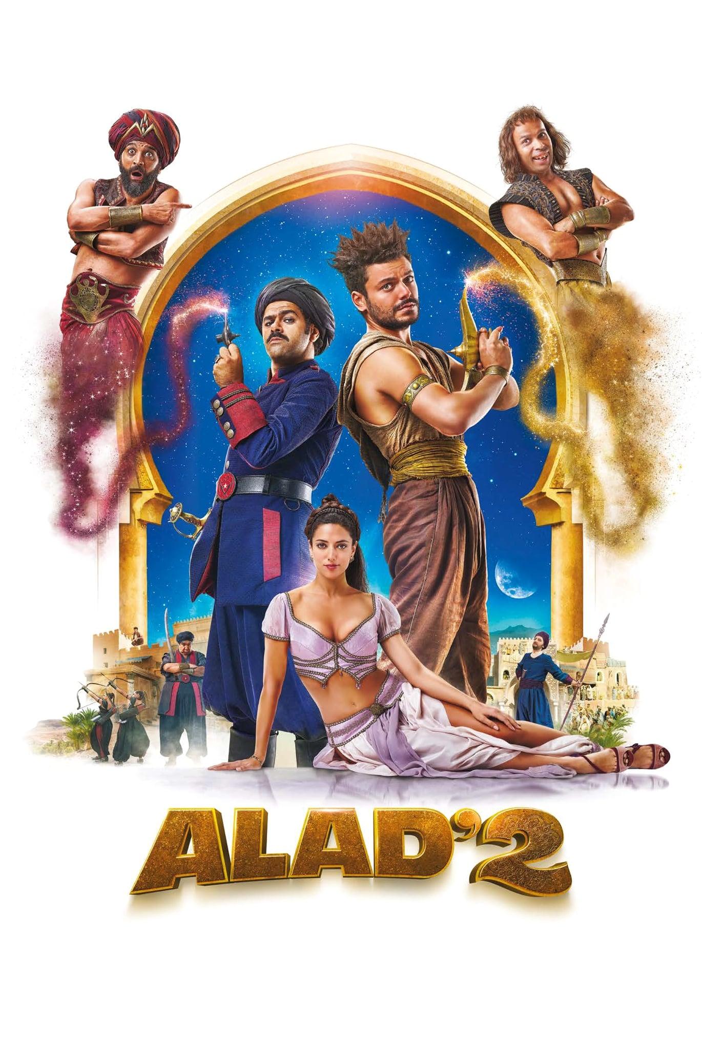 Alad'2 - Mator