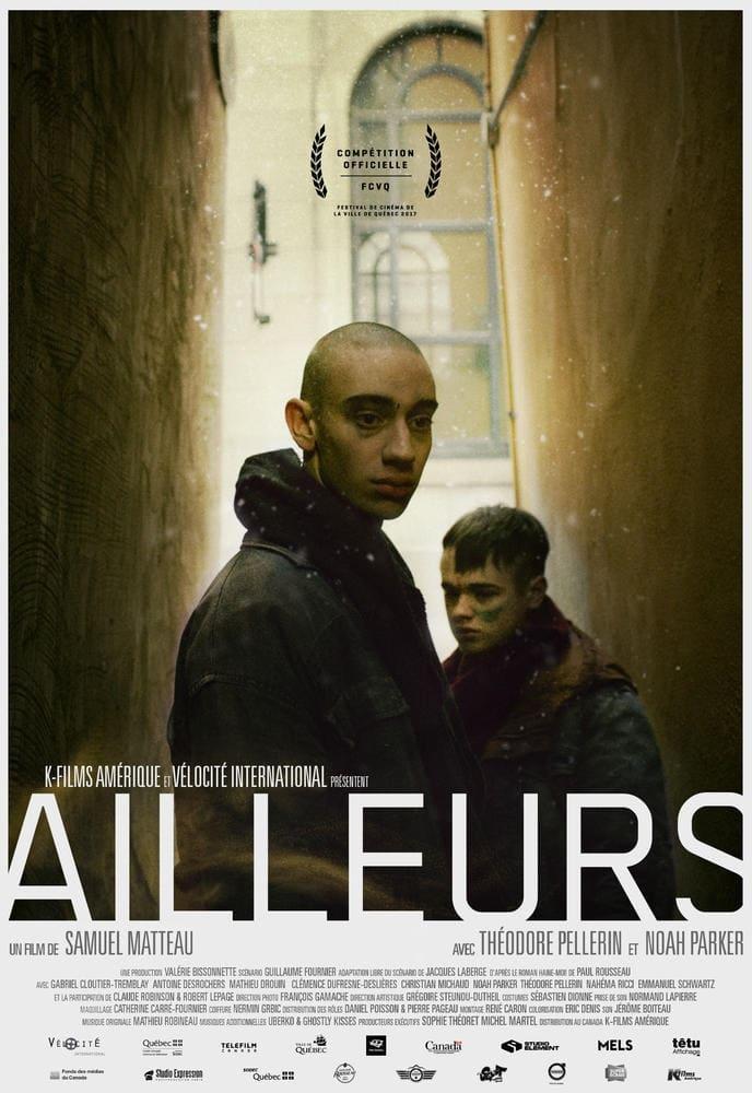 Ver Ailleurs Online HD Español (2016)