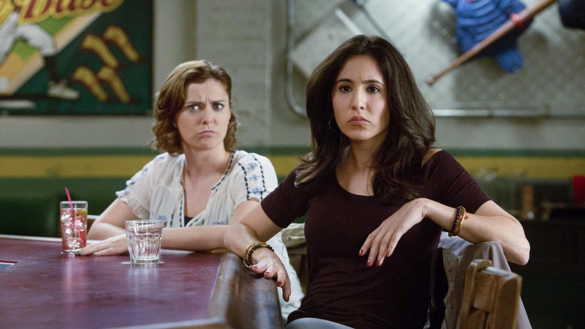 Crazy Ex-Girlfriend Season 2 :Episode 7  Who's the Cool Girl Josh is Dating?