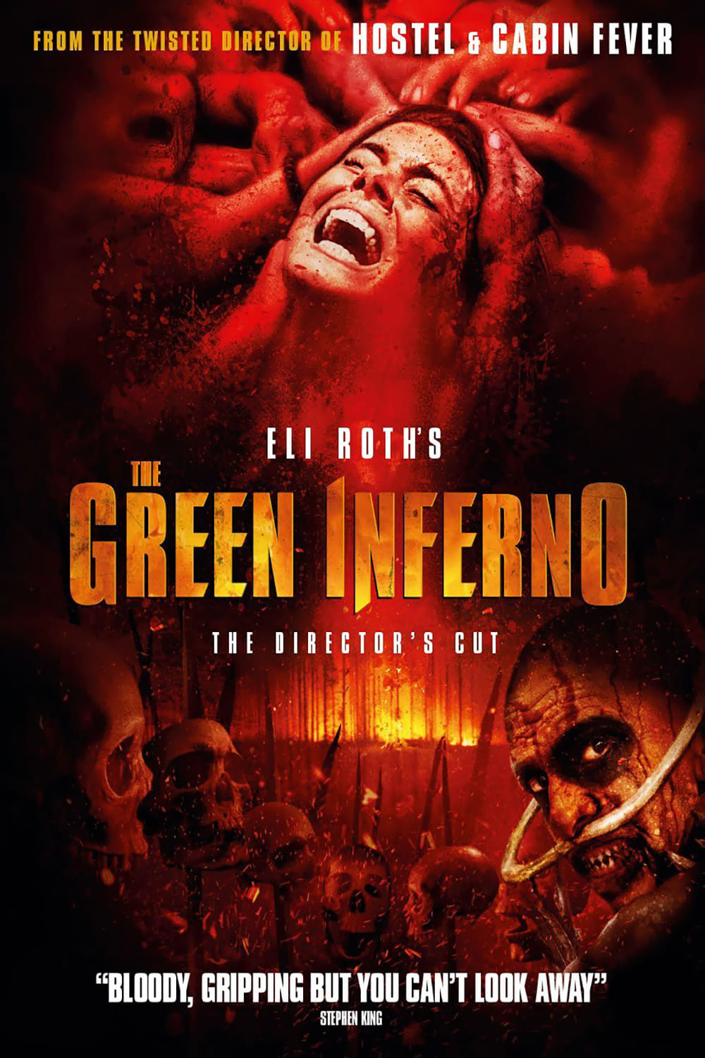 The Green Inferno Stream Streamcloud