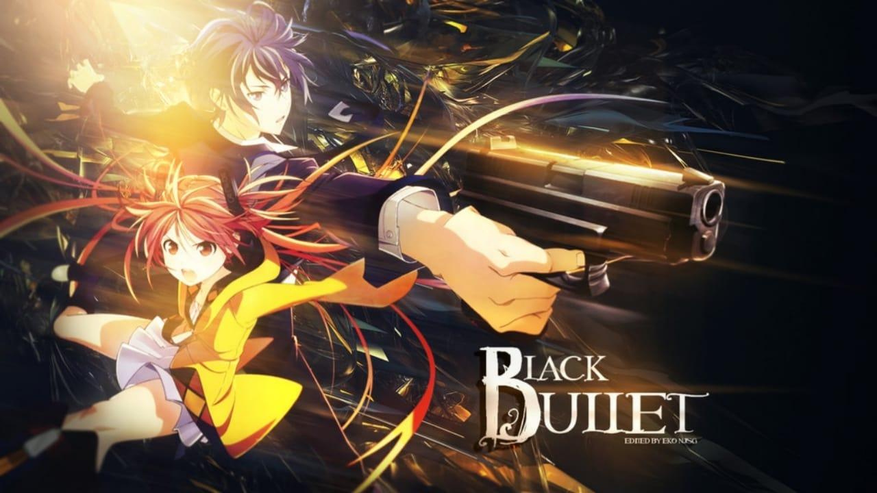 Black Bullet Trailer