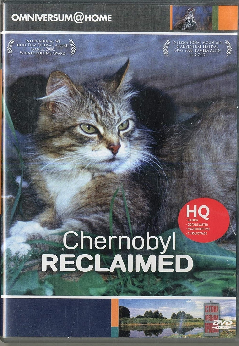 Chernobyl Reclaimed: An Animal Takeover