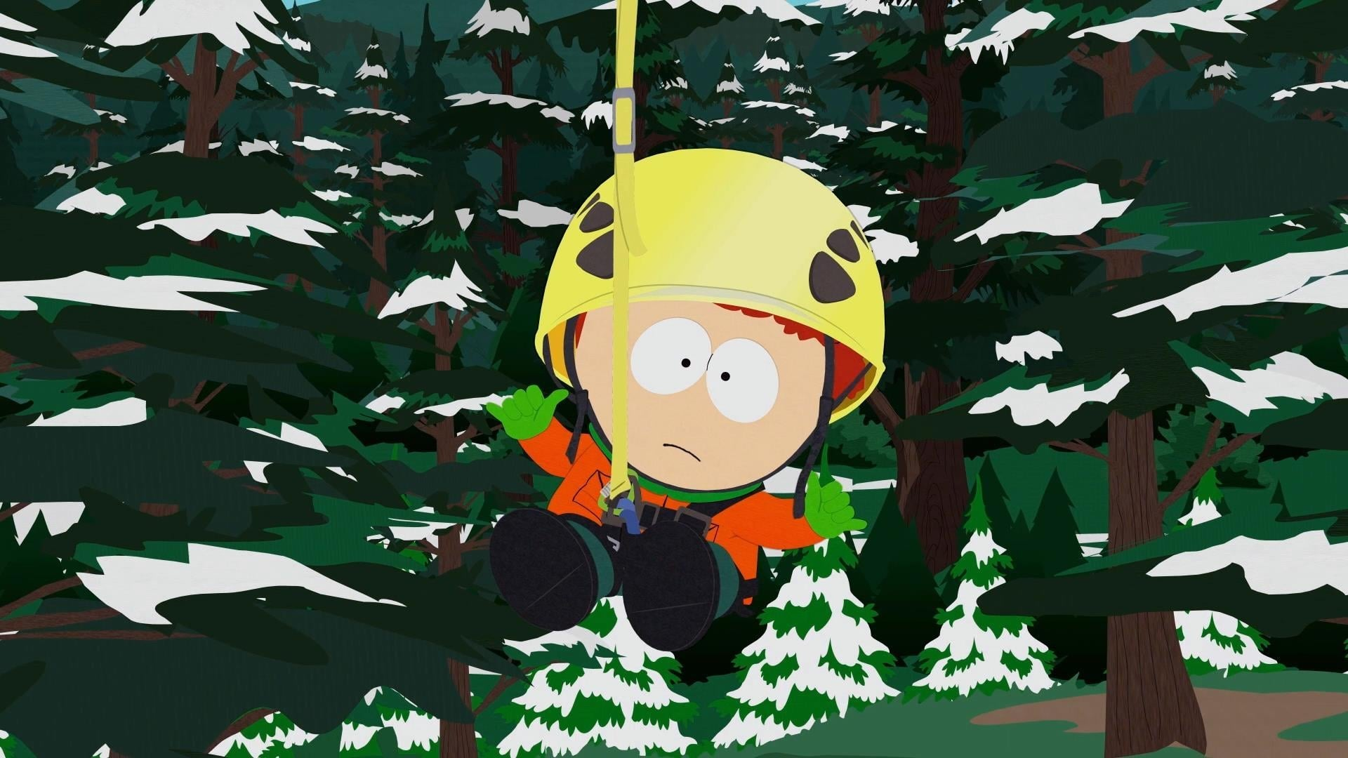 South Park Season 16 :Episode 6  I Should Have Never Gone Ziplining