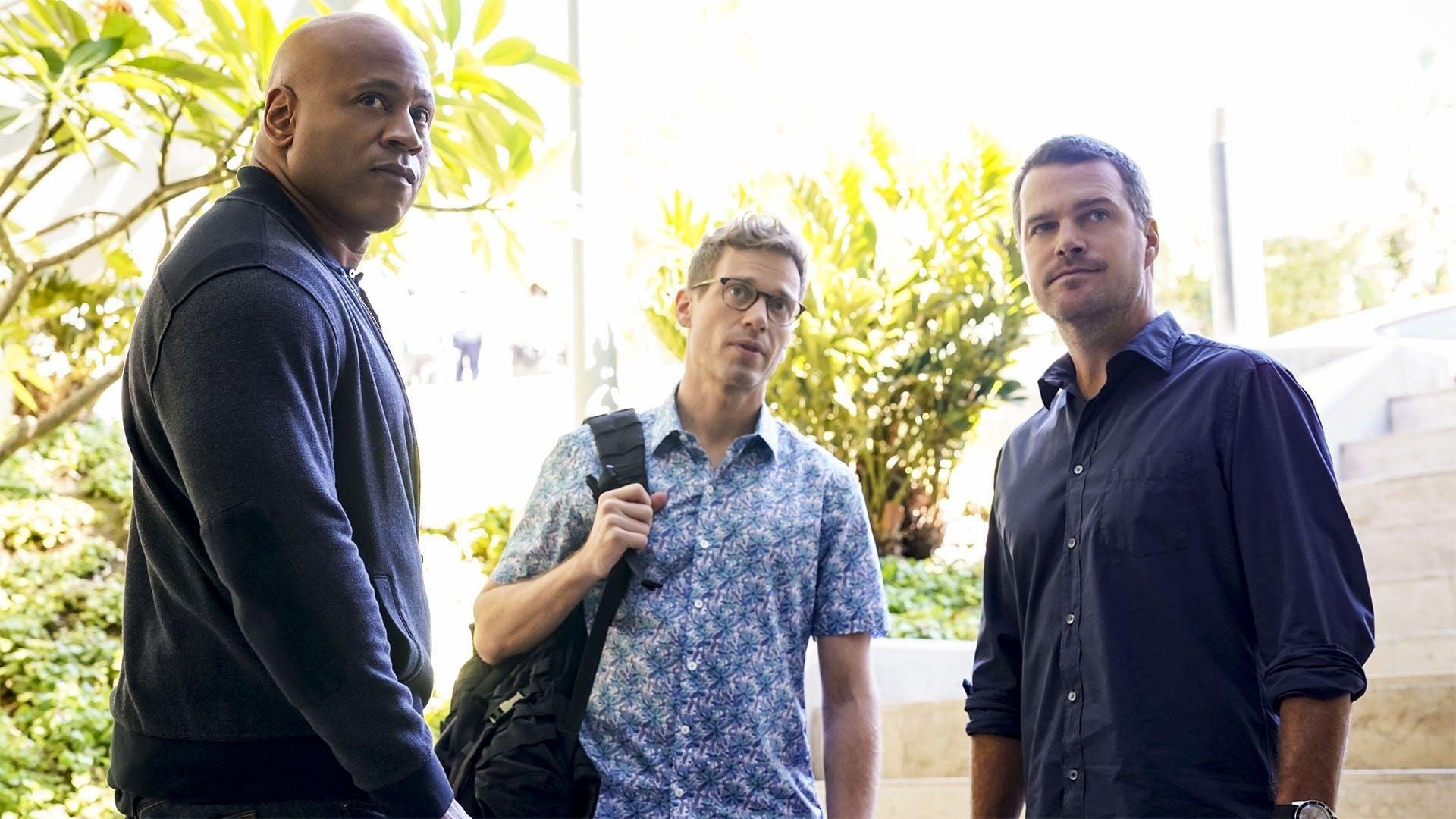 NCIS: Los Angeles Season 10 :Episode 7  One of Us