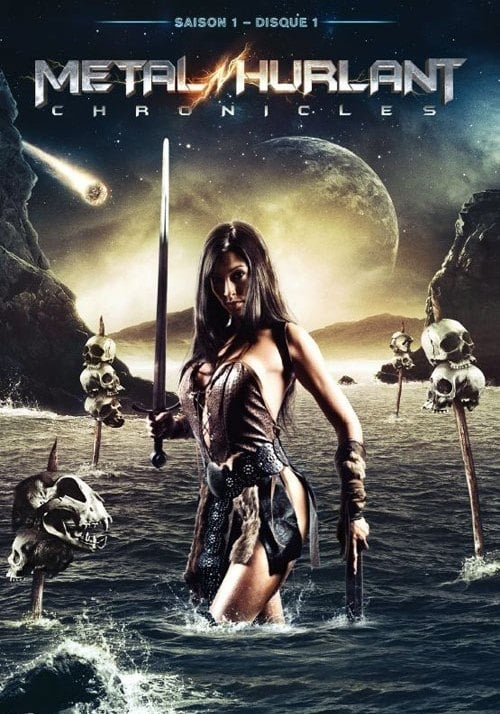 Metal Hurlant Chronicles 1ª Temporada (2010) Blu-Ray 720p Download Torrent Dublado
