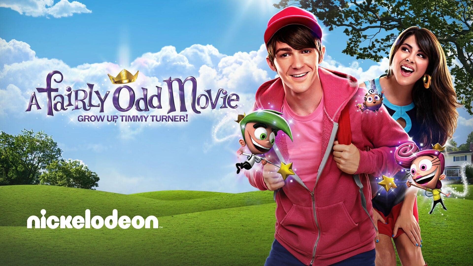 A Fairly Odd Movie: Grow Up, Timmy Turner! Movie