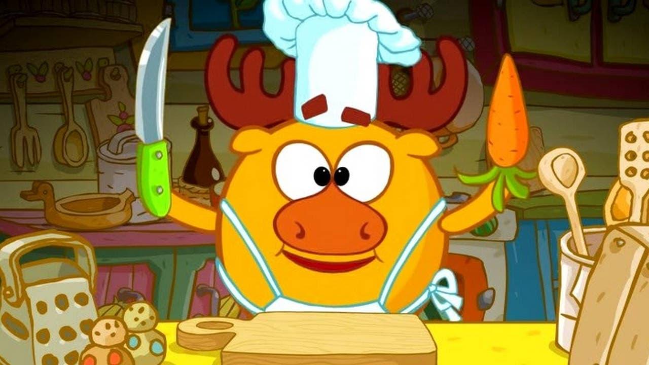 Kikoriki Season 1 :Episode 95  Gastronomy
