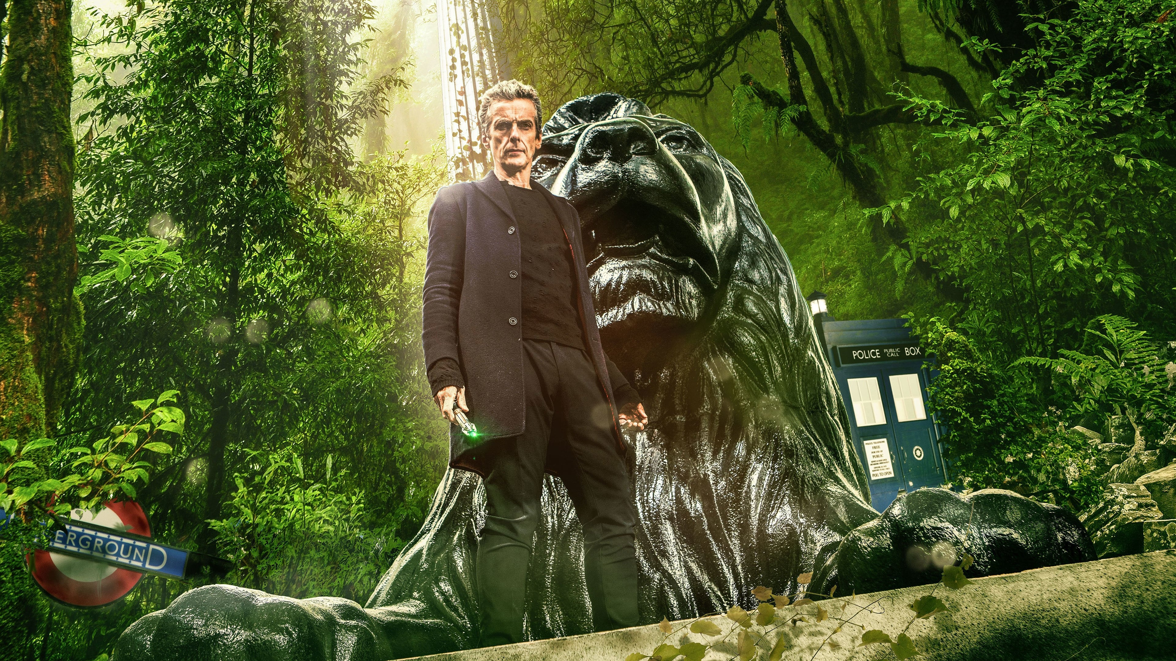 Doctor Who Season 8 :Episode 10  In the Forest of the Night