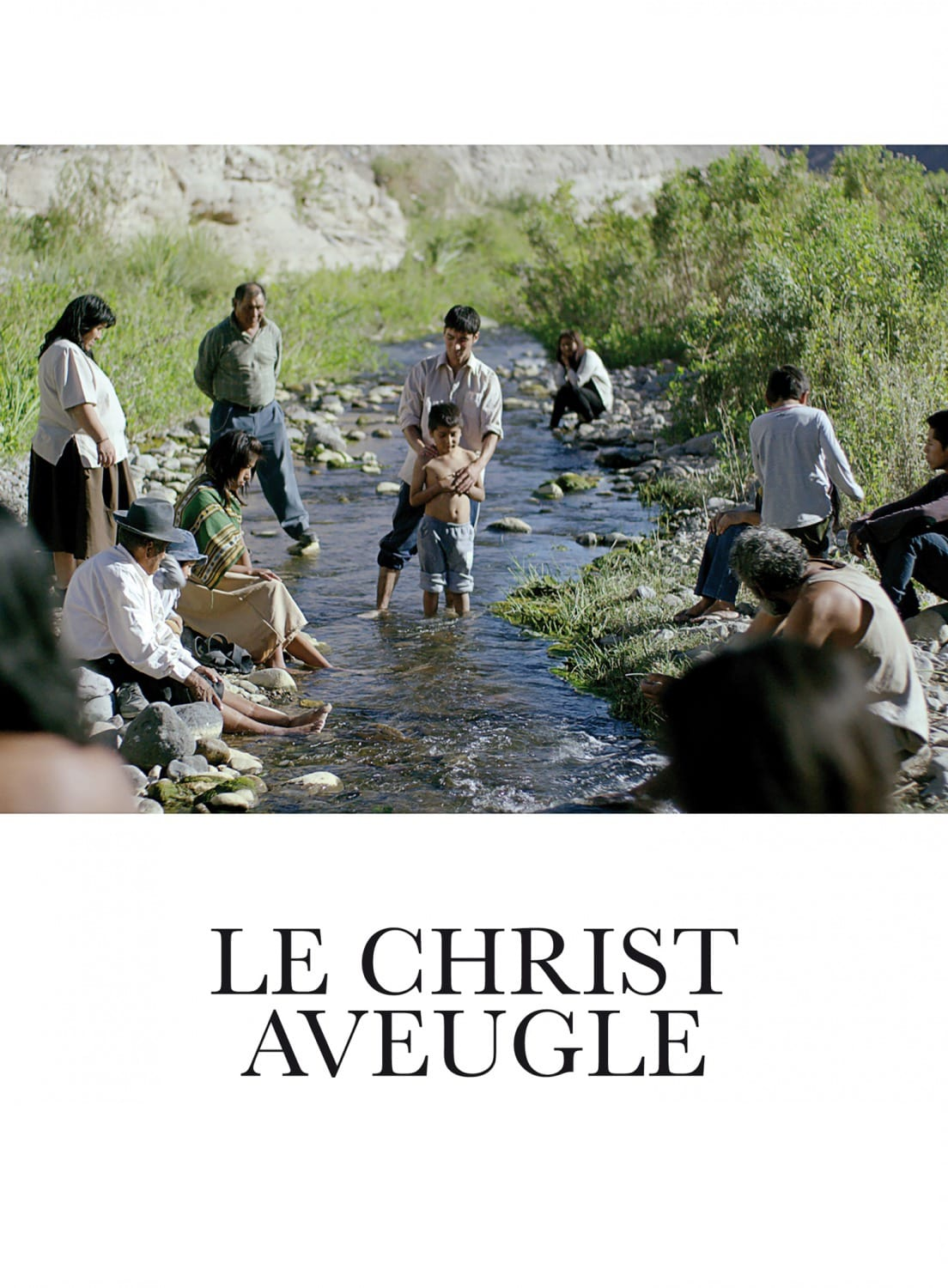 Le Christ aveugle streaming sur zone telechargement