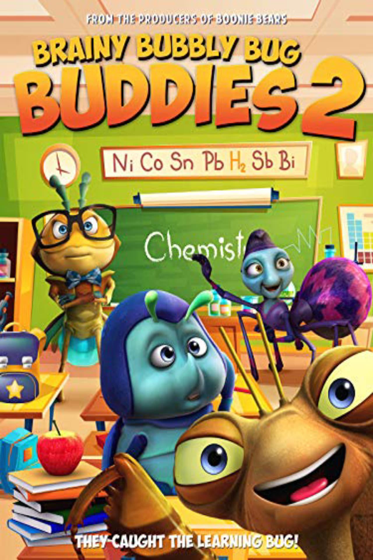 Brainy Bubbly Bug Buddies 2 on FREECABLE TV