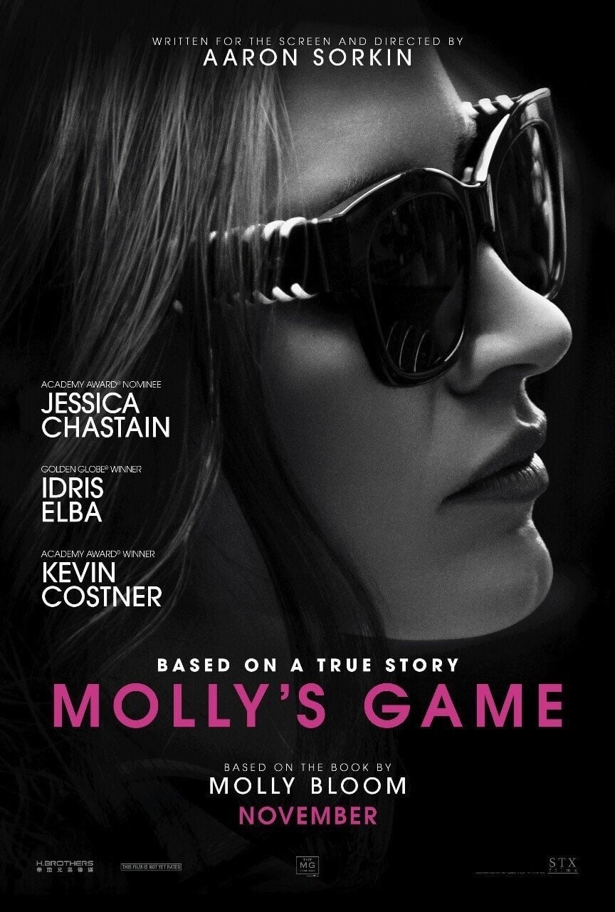 Molly's Game / Mollys Game