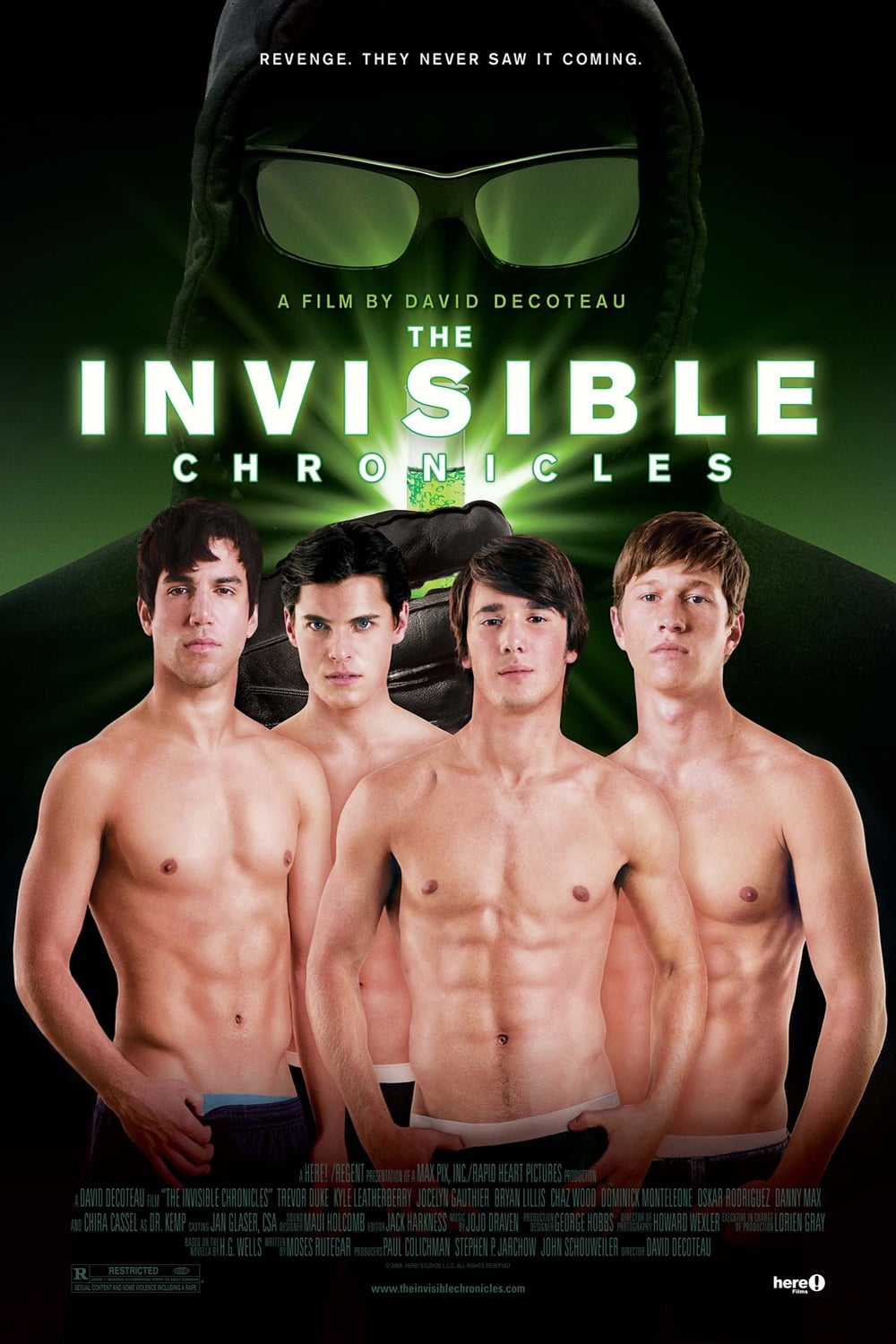 The Invisible Chronicles (2009)