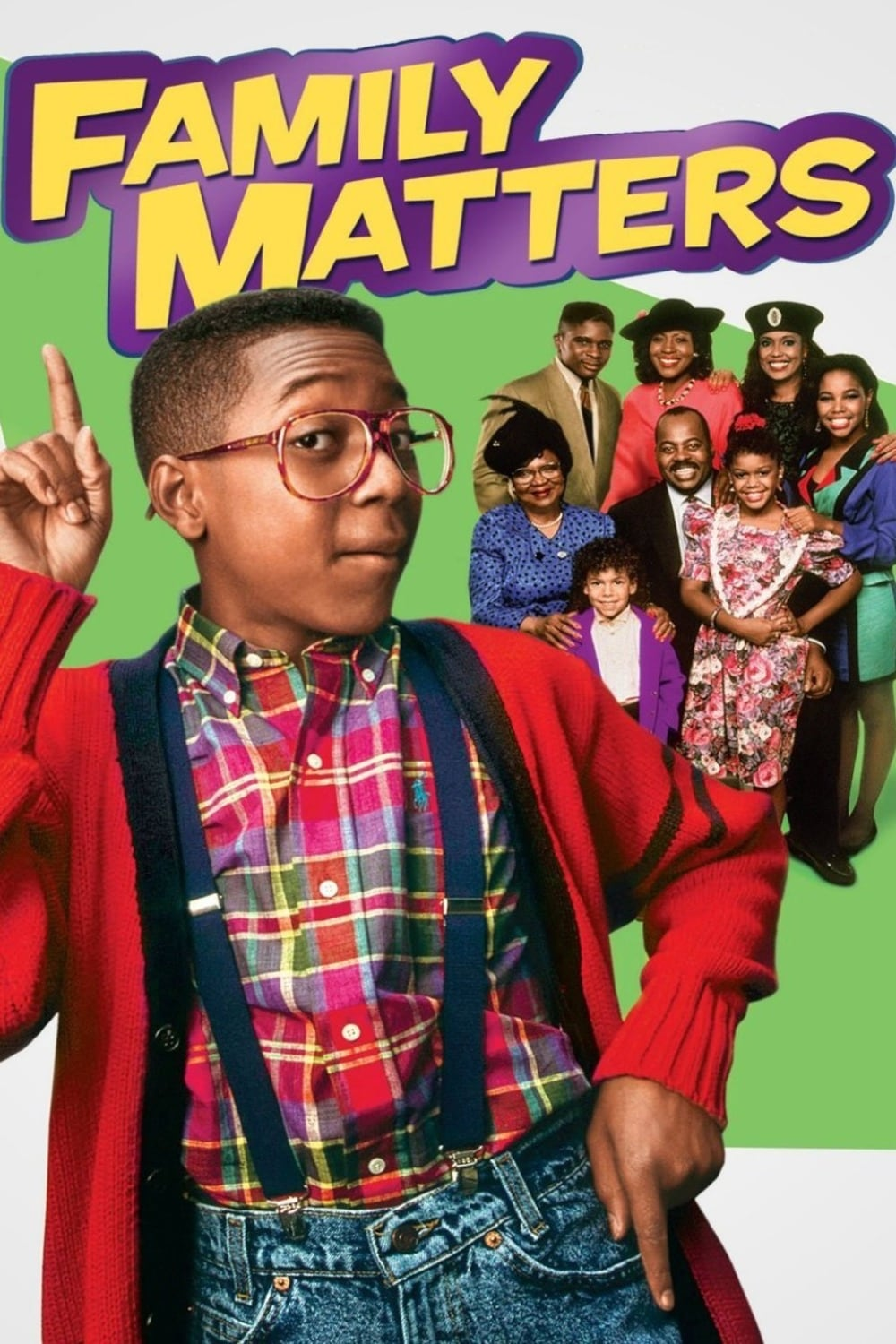 family matters 1989 movie media pictures videos etc. Black Bedroom Furniture Sets. Home Design Ideas