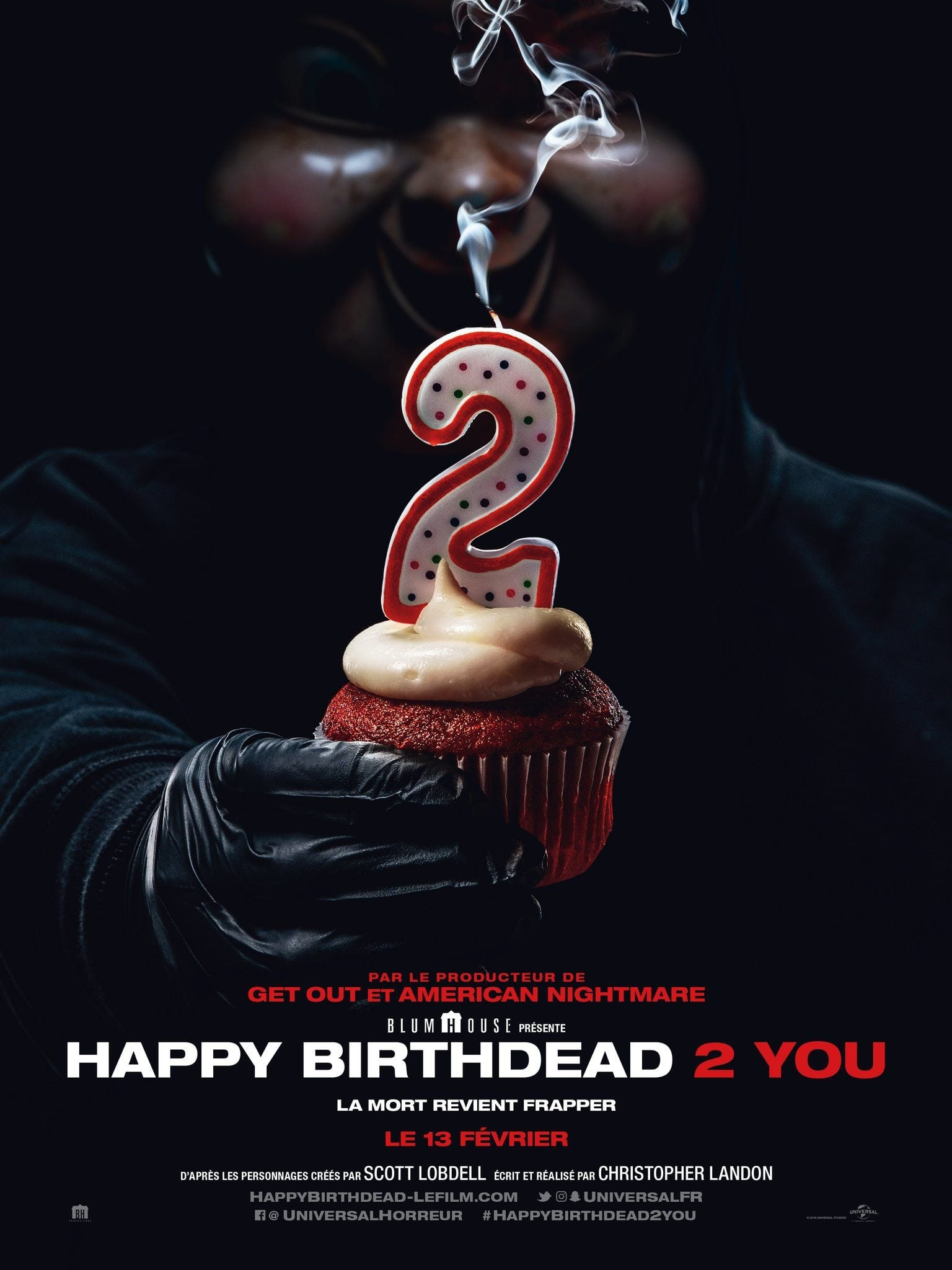 voir film Happy Birthdead 2 You streaming