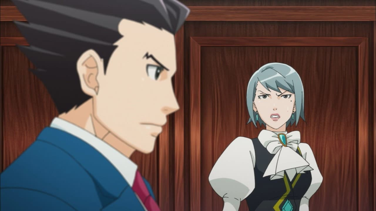 Ace Attorney Online The First Turnabout