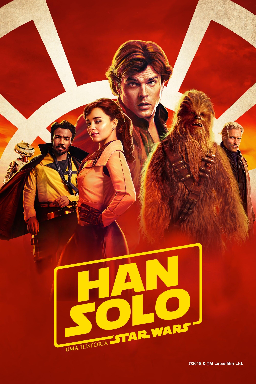 Han Solo: Uma História Star Wars – Dublado (2018)