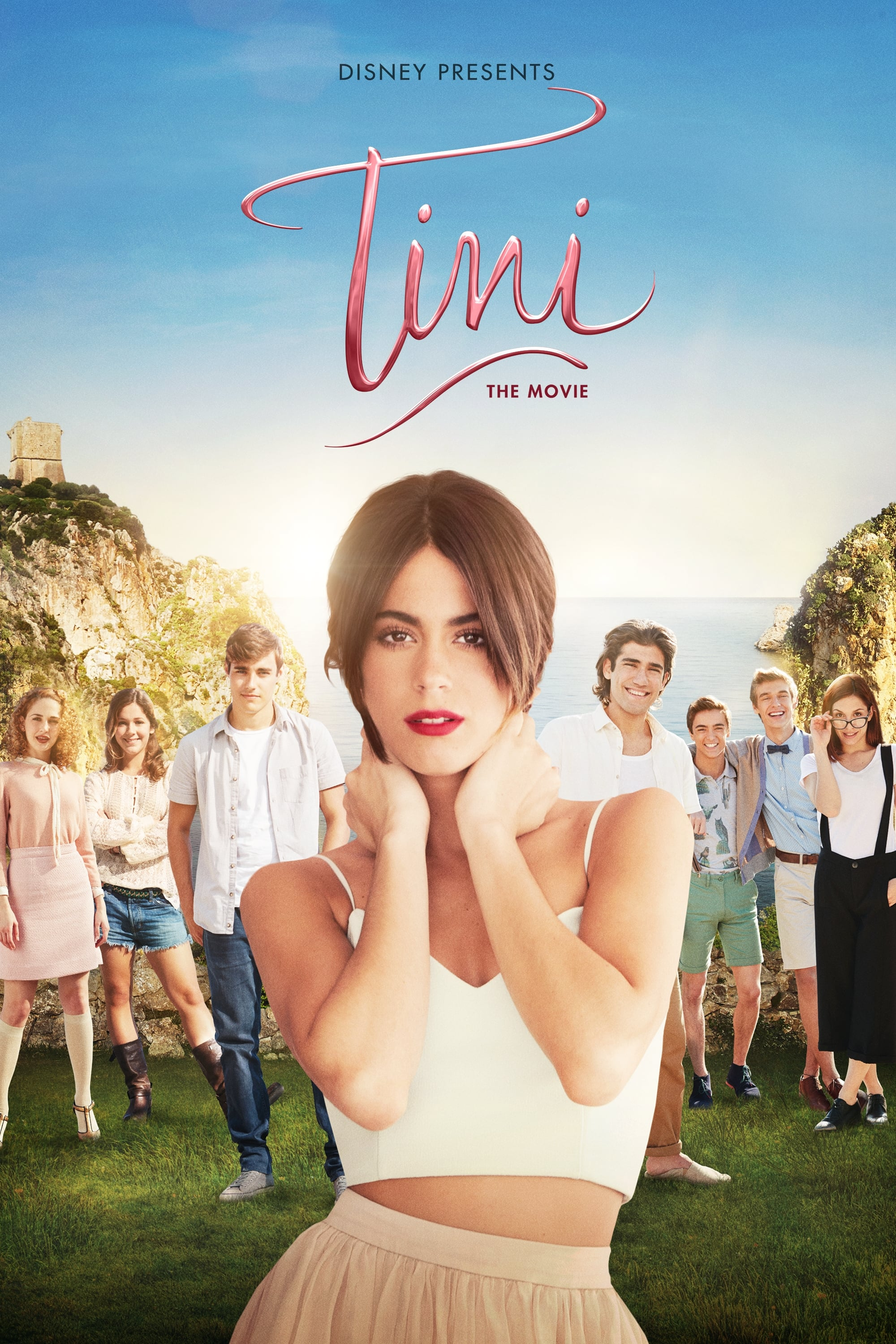 Poster and image movie Tini: The New Life of Violetta