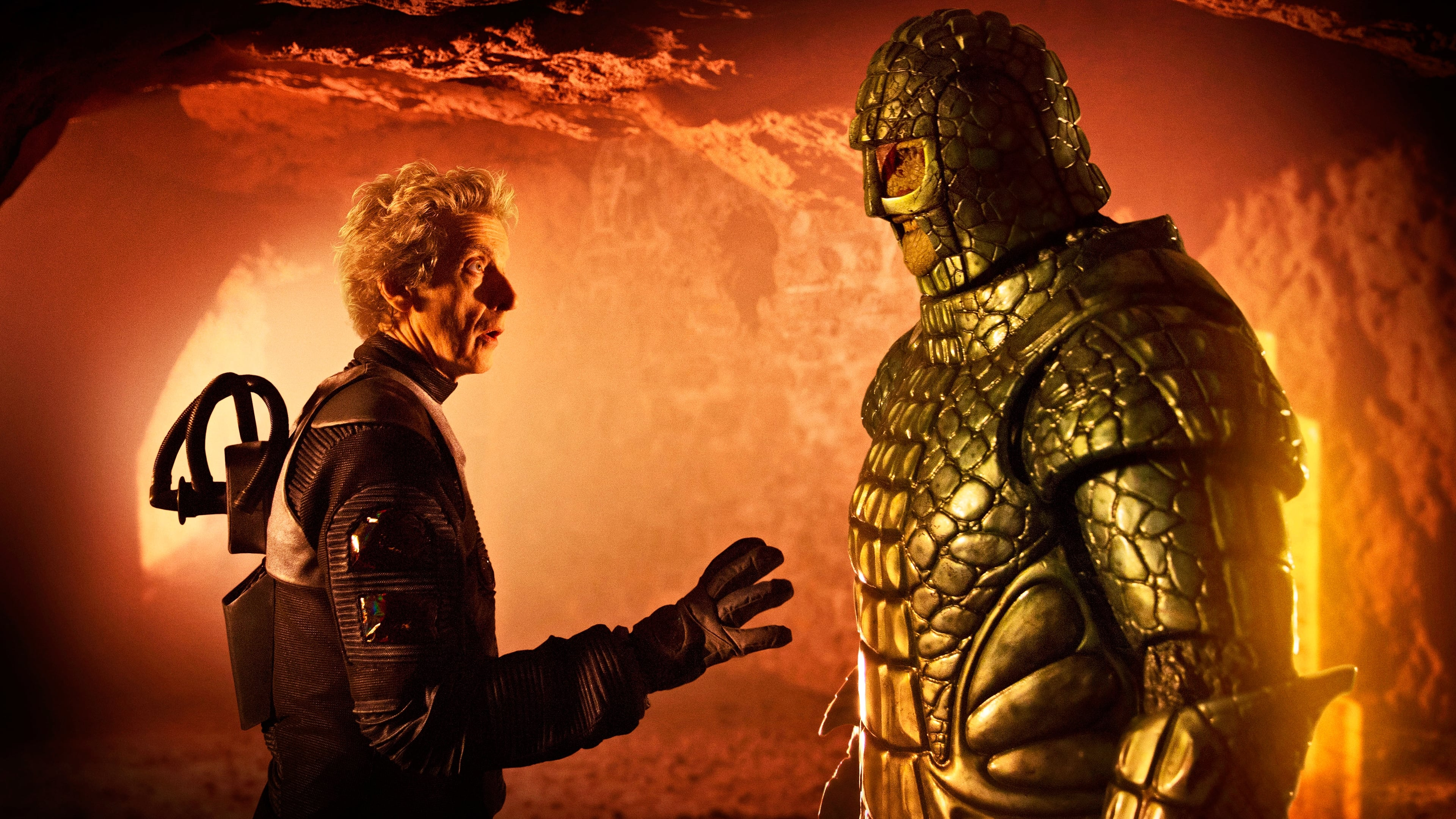 Doctor Who Season 10 :Episode 9  The Empress of Mars